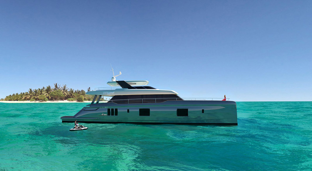 photo of Sunreef 100 Power Catamaran