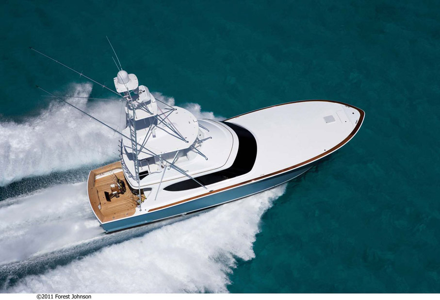 photo of Hatteras Yachts GT63