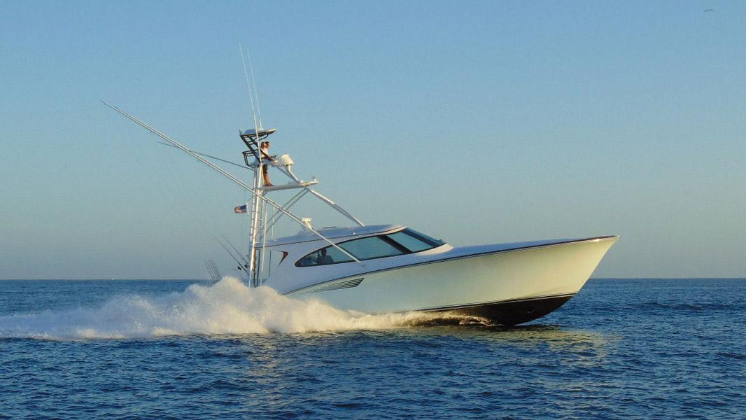 photo of French Yachts 54 ENX Sportfish