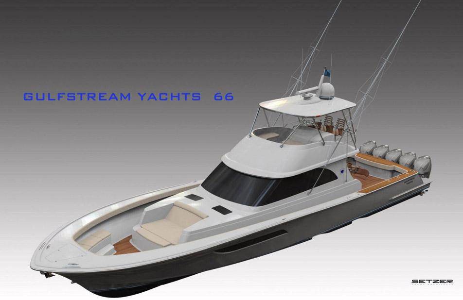 photo of Gulfstream Yachts 66