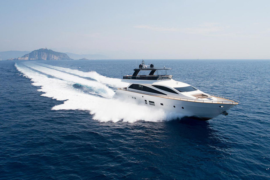 photo of Amer Yachts 94