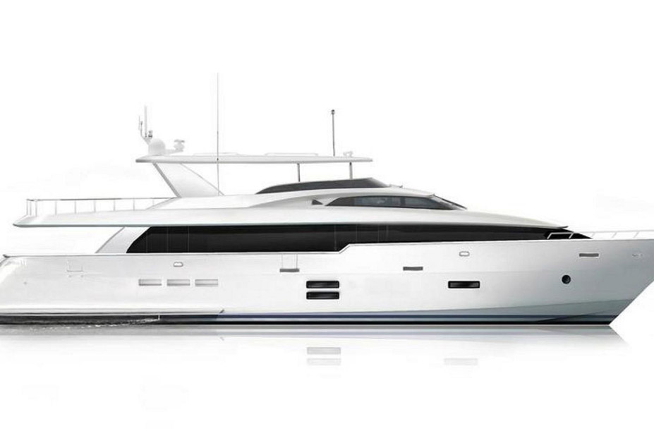 photo of Hatteras Yachts 105 Raised Pilothouse