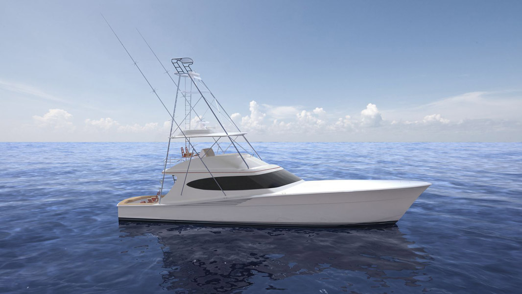 photo of Hatteras Yachts GT65 Carolina