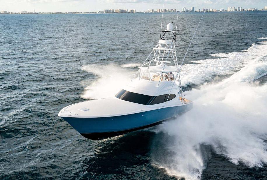 New Hatteras Yachts GT59 Sportfish | United Yacht Sales