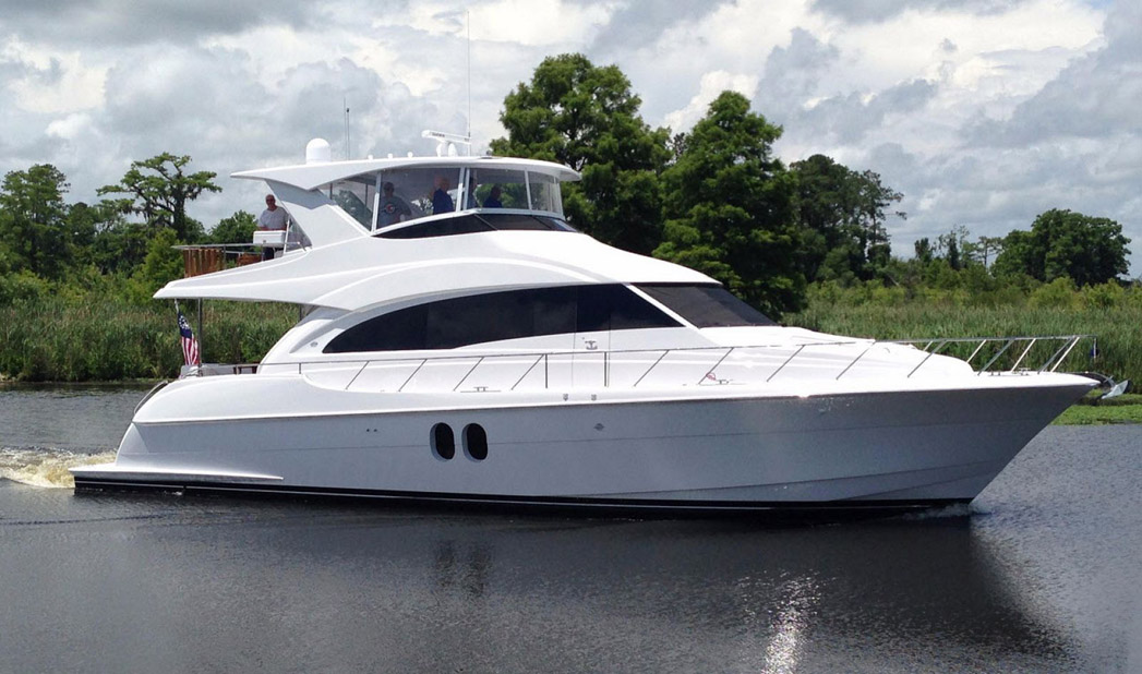 Hatteras 60 Motor Yacht For Sale Profile Image