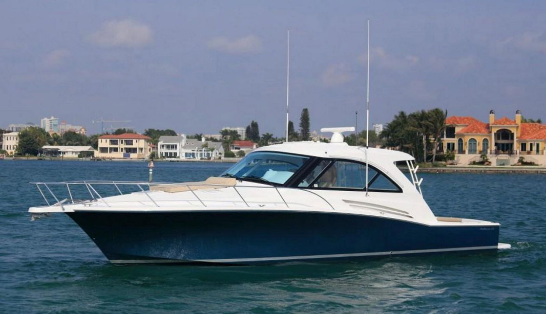 Hatteras GT 45X Sportfish For Sale Profile Image