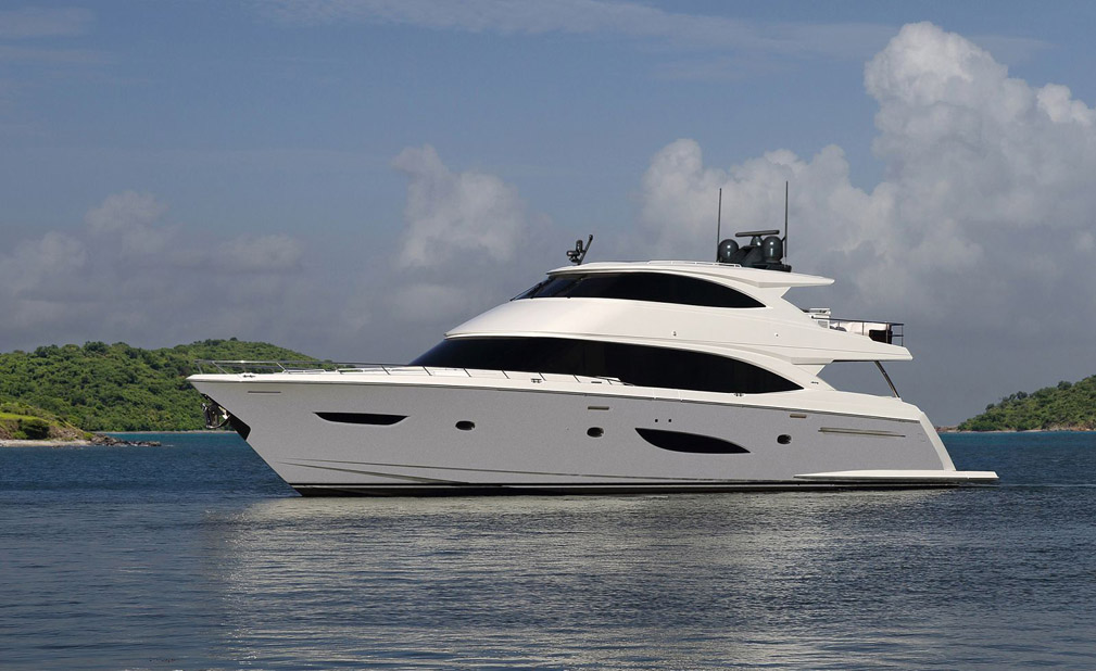 Used Viking 93 Motor Yacht For Sale