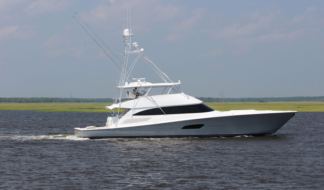 Used Viking 92 Convertible For Sale