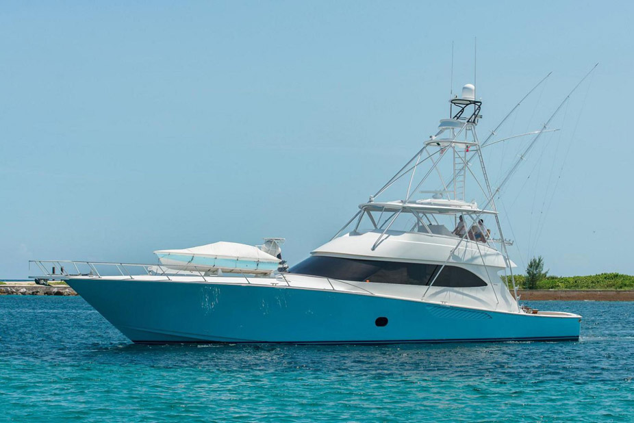 Used Viking 82 Convertible For Sale
