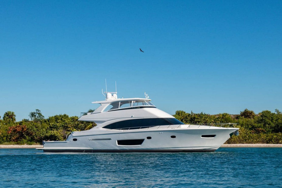 Used Viking 82 Cockpit Motor Yacht For Sale