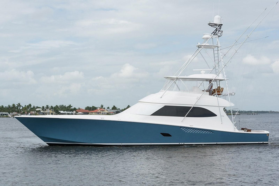 Used Viking 76 Convertible For Sale