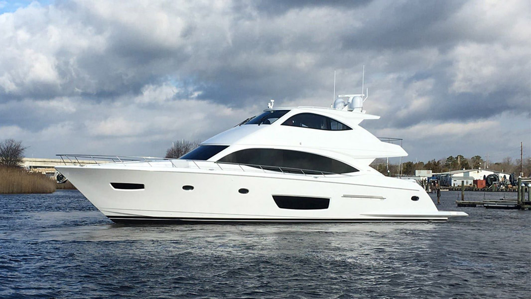 Used Viking 75 Motor Yacht For Sale