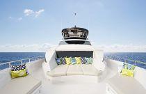 photo of Hatteras M75 Panacera Bow Lounge