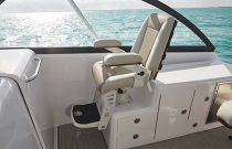 photo of Stidd helm seats on cabo 41