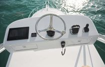 photo of Tower controls on Cabo 41