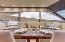 photo of Dining area in the Dyna 68