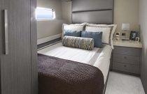 photo of Hatteras M75 Panacera Guest Suite