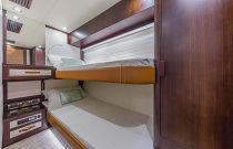 photo of Guset suite bunks on the dyna 68