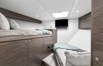 photo of Hatteras GT65 Guest Cabin