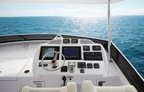 photo of Hatteras M60 Steering
