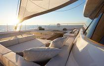 photo of Lounge Area - Sunreef 80