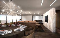 photo of Formal Dining Area - Sunreef 100 Power Catamaran