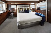 photo of Hatteras M60 Stateroom