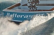photo of Hatteras GT70 Transom