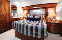 photo of Hatteras GT70 Cabin Suite