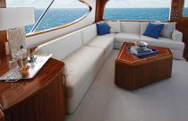 photo of Hatteras Yachts GT70 Interior