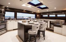 photo of Hatteras 100 Motor Yacht Views