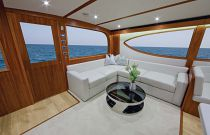 photo of Hatteras GT63 Salon 2