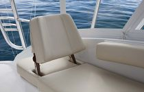photo of Hatteras GT63 Back Rest