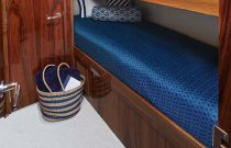 photo of Hatteras GT63 Guest Bunks