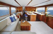 photo of Hatteras GT63 Salon