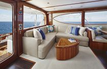 photo of Hatteras GT63 Couch