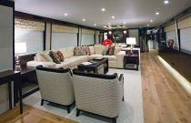 photo of Hatteras 100 Motor Yacht Salon
