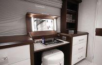 photo of Hatteras 100 Motor Yacht Vanity