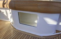 photo of Hatteras Yachts GT45X Sport Tower