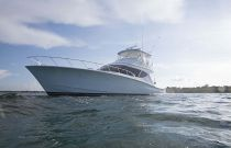 photo of Hatteras GT54 Anchored