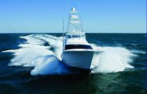 photo of Hatteras Yachts GT54 Head On