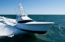 photo of Hatteras Yachts GT54 Cruising