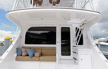 Hatteras Yachts GT54 Cockpit Mezzanine