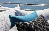 photo of Hatteras M90 Panacera Pillows