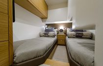 photo of Hatteras GT54 Guest Bunks