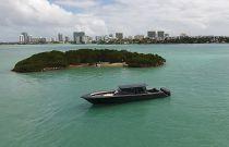 photo of Gulfstream Yachts 52 near island