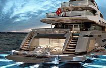 photo of Virtus Yacht 44m Tender Garage