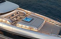 photo of Virtus Yacht 44m Profile Foredeck