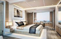 photo of Virtus Yacht 44m Master Stateroom