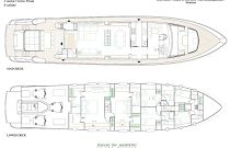 photo of Amer Yachts 94 Layout Drawings 2
